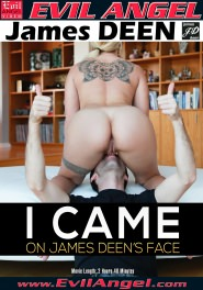 I Came On James Deen's Face DVD Cover