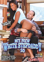 My New White Stepdaddy #10 DVD Cover