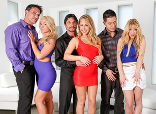 Neighborhood Swingers #12, Escena 2