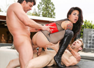 Perfect Slaves #4 - Erik Everhard & Dana Vespoli & Toni Ribas