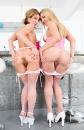 [MilkEnema] Amy Brooke And Sheena Shaw Creamy Anal Prolapse Licking