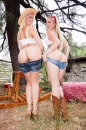 [MilkEnema] Anikka Albrite and Zoey Monroe