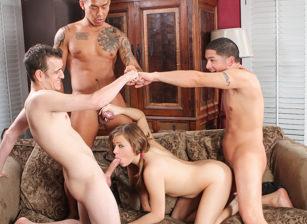 College Group Sex, Scene #03