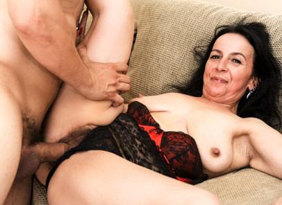 Horny Grannies Love To Fuck #06, Scene #01