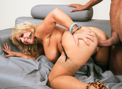 Horny Grannies Love To Fuck #06, Scene #02