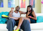 BTS-Black Panthers #02 - Lexington Steele & Ana Foxxx