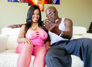 BTS-Black Panthers #02 - Lexington Steele & Aryana Adin