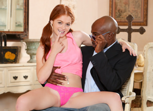 My New Black Stepdaddy #17, Scene 2