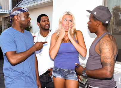 GangLand Super Gang Bang #04, Scene #01