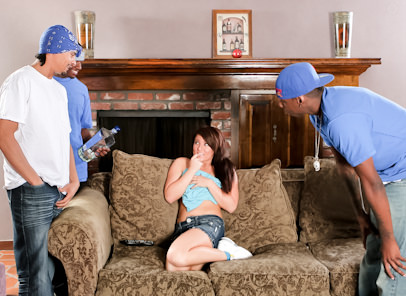 GangLand Super Gang Bang #04, Scene #02
