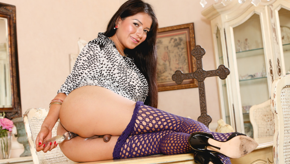 Shemale Dick In Pantyhose 62