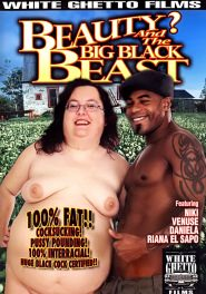Beauty And The Big Black Beast DVD Cover