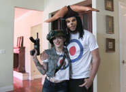Tank Girl Behind The Scenes – Joanna Angel & Rizzo Ford & Wolf Hudson