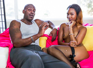 BTS-Black Panthers #03 - Lexington Steele & Chanell Heart