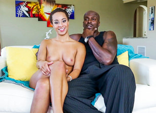 Lexington Steele, Teanna Trump