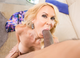 Horny milf pounded by big cock