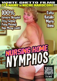 Nursing Home Nymphos DVD