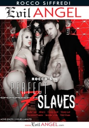 Rocco's Perfect Slaves #07 DVD Cover