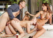 Download Teens Vs Milfs #02 - Rocco Siffredi & Black Angelica & Cayenne Klein