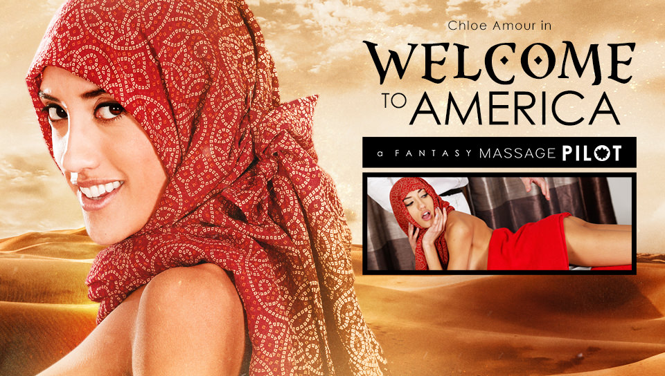 Fantasy Massage - Welcome to America
