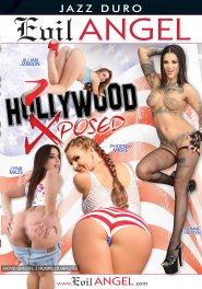 Hollywood Xposed DVD