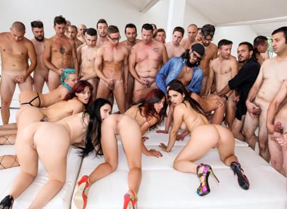 Rocco's Italian Porn Boot Camp, Scene #04