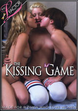 The Kissing Game DVD Cover