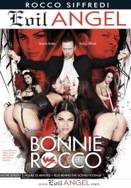 Bonnie Vs Rocco DVD Cover