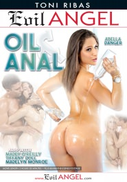 Oil And Anal DVD