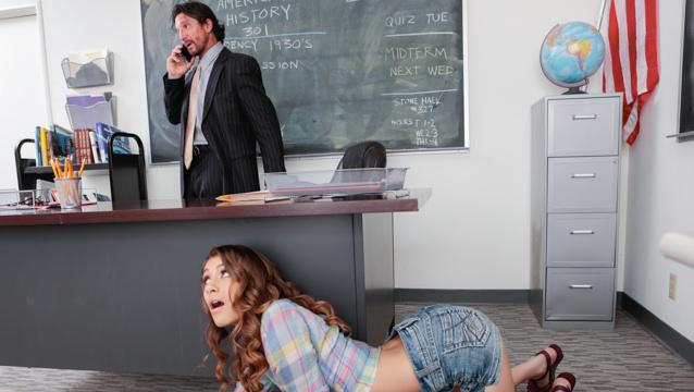Corrupt Schoolgirls #11, Scene #04