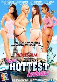 Worlds Hottest Lesbians DVD