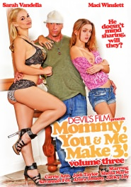 Mommy You And Me Make 3 DVD