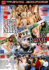 Dirty Anal Kelly In Rome #02