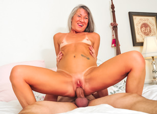 Horny Grannies Love to Fuck #09, Scene #02