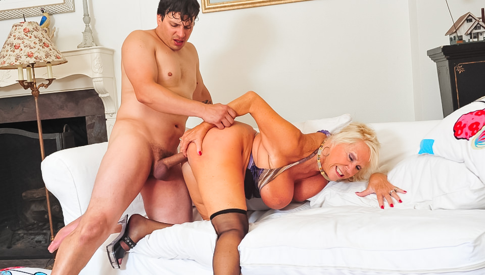 Horny grannies love to fuck 09 scene 03. None