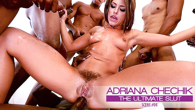 Adriana Chechik - The Ultimate Slut