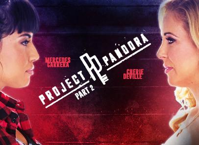 Cherie DeVille, Abella Danger, Mia Malkova | Project Pandora: Part One