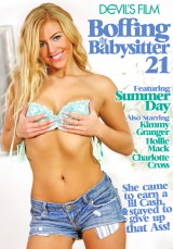 Boffing the Babysitter #21 Dvd Cover