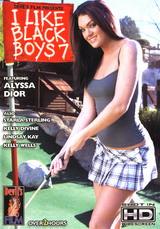 I Like Black Boys #07 Dvd Cover