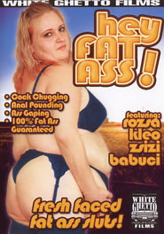 Hey Fat Ass DVD Cover
