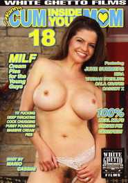 I Wanna Cum Inside Your Mom #18 DVD Cover