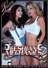 Lesbian Mechanics #01 DVD Cover