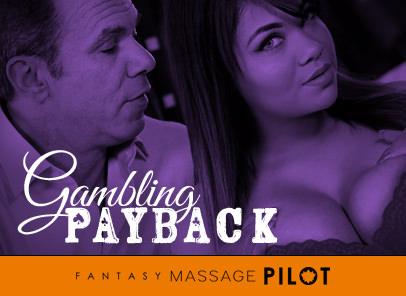 FantasyMassage – Gambling Payback – Cassidy Banks