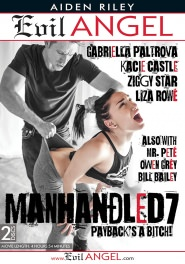 Manhandled #07 DVD