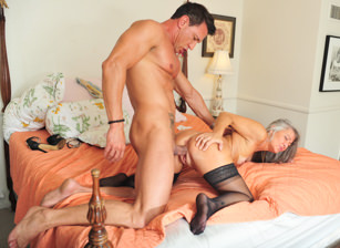 Horny Grannies Love To Fuck #10, Scene #04