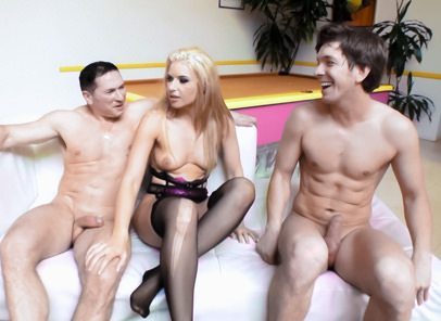 Download BTS-Anikka's Fuck-it List - John Strong & Markus Dupree & Anikka Albrite
