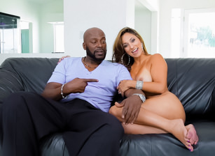 Reena Sky, Lexington Steele
