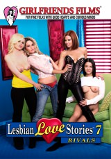 Lesbian Love Stories #07 - Rivals