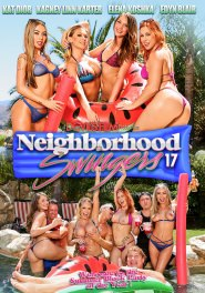 Neighborhood Swingers #17 DVD