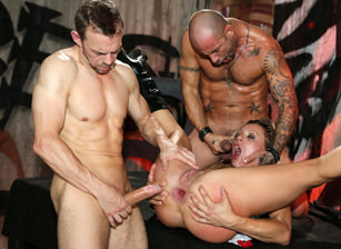 Porn Camp: DP Drilling!